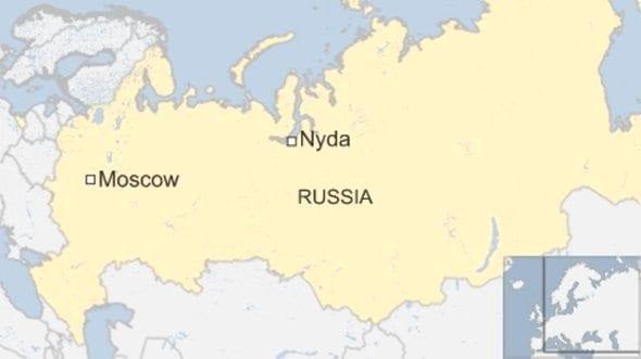 Sibirya'da şaşırtan mucizevi dev kartopları