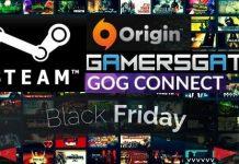 Steam, Gog Connect, Origin ve GamersGate gibi bilgisayar oyunları platformlarının Black Friday indirimleri ne zaman? Hangi oyunlar indirimde?