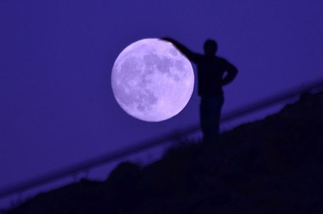 dolunay korkusu gece