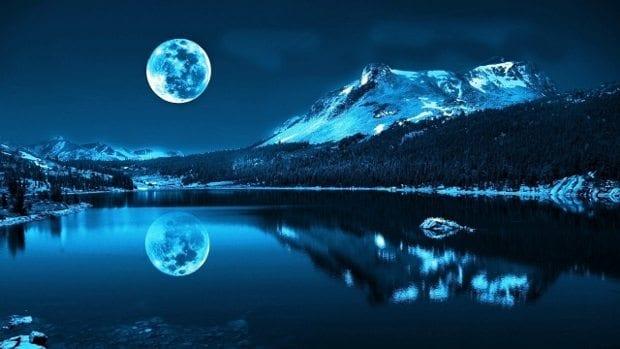 süper ay dolunayı suyun gücü