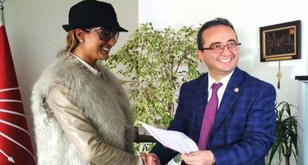 Tuğba Özay, CHP İstanbul 1. Bölge Milletvekili aday adayı