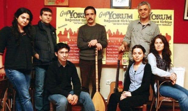 Türk komünist müziğinin bam teli: Grup Yorum