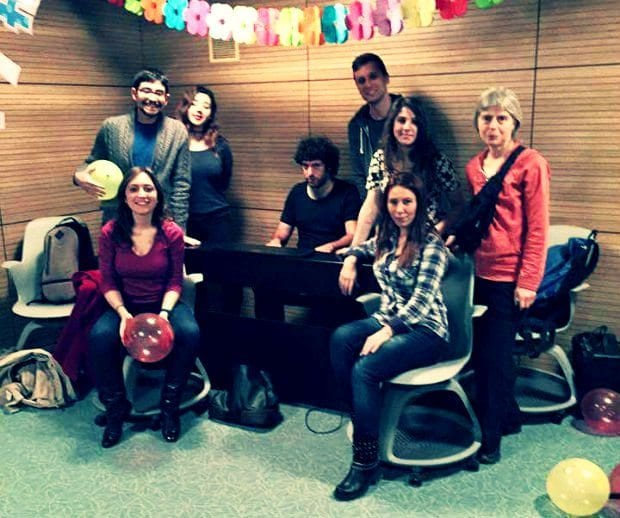 Türkiye Tik Tourette sendromu gönüllüleri