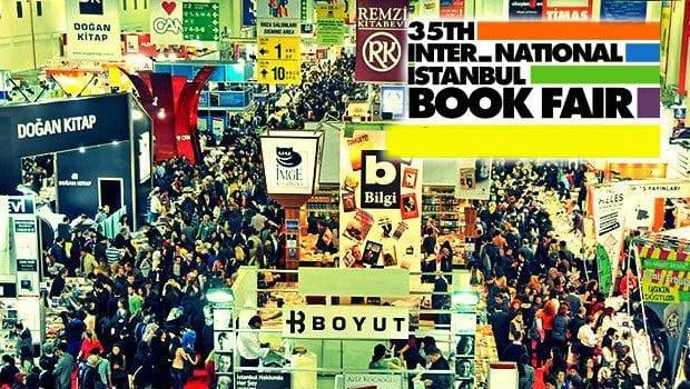 İstanbul Kitap Fuarı'nın bu yılkı teması felsefe ve insan istanbul kitap fuarı