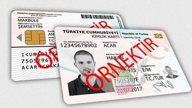 Yeni kimlik kartı başvurusu nasıl yapılacak?