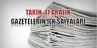 10 Aralık Beşiktaş saldırısından sonra gazete manşetlerinde ne vardı?