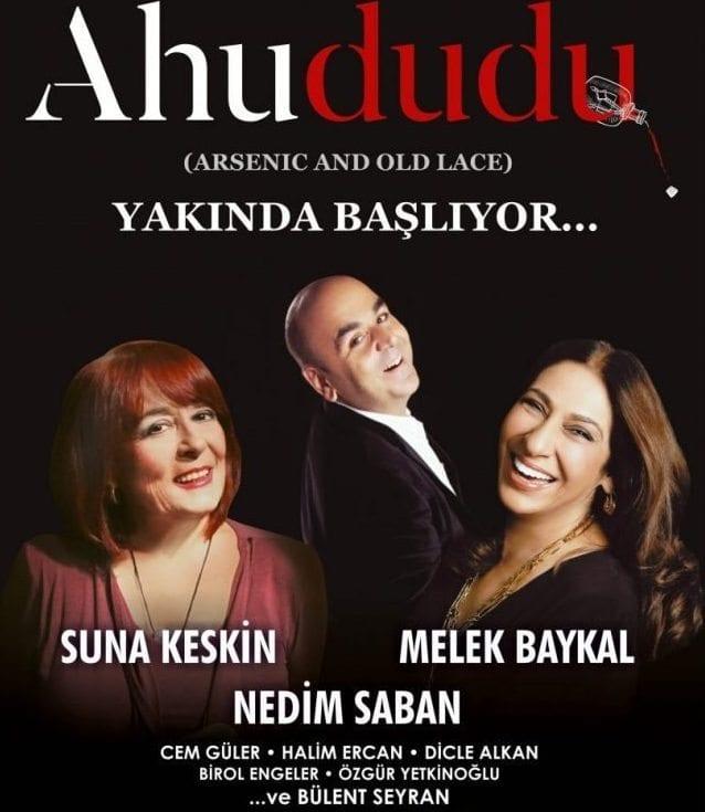 """Tiyatrokare'nin yeni oyunu """"Ahududu"""": 24 Aralık'ta başlıyor!"""