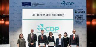 Türkiye 2016 Su programı raporu açıklandı