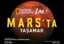 mars'ta yaşamak
