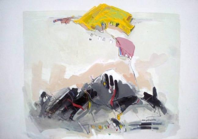 "Resim sergisi: ""Göçmen Renkler/Ngjyra Emigrante"""