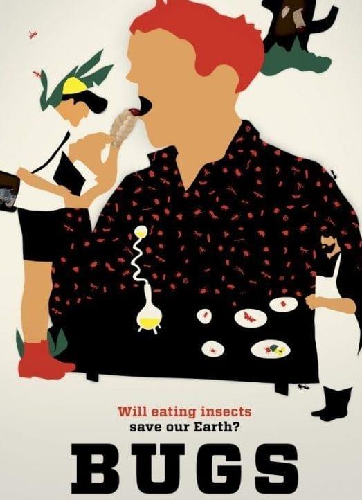 """""""Böcekler"""" filmi: Bir yeme içme kültürü"""
