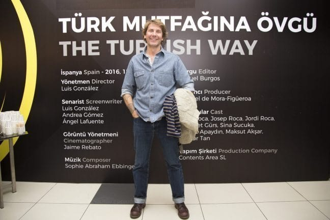 Türk Mutfağına Övgü: Dünyanın en ünlü şefleri, büyükelçimiz gibi çalışıyor!