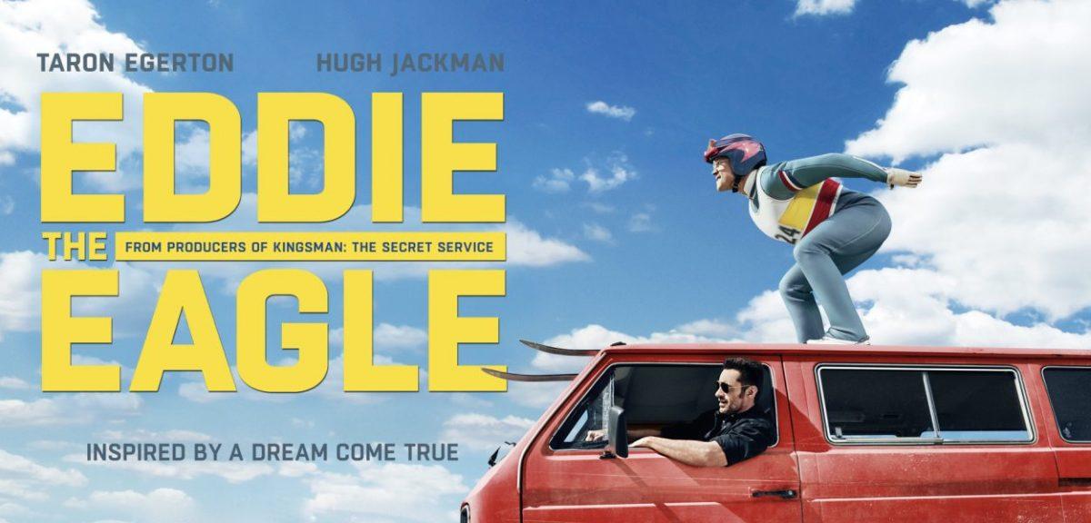 Geride kalmış iki insan, ortak bir rüya. Kazanamamak başarısızlık değildir! Kartal Eddie (Eddie the Eagle) 2016'da vizyona girmiş spor filmi.