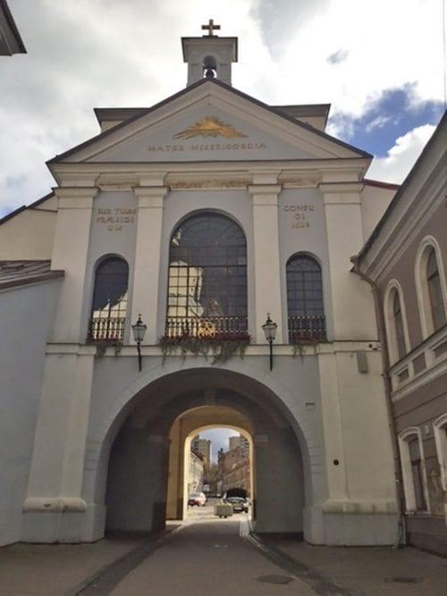 Vilnius: Sessiz ve soğuk kent