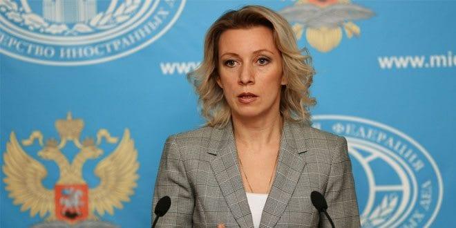 Rusya Dışişleri Bakanlığı Sözcüsü Mariya Zaharova, Rusya'nın Ankara Büyükelçisi Andrey Karlov'a düzenlenen silahlı saldırıyla ilgili bakanlığın kısa süre içinde açıklama yapacağını açıkladı.