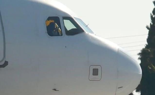 Afriqiyah Havayolları'na ait Libya uçağı kaçırıldı malta