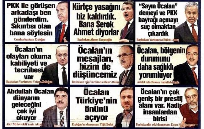 HDP'liler terörist ise TBMM'de ne işi vardı? Onları meclise kim getirdi? ak parti
