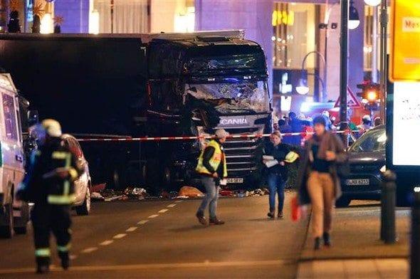 Berlin ve Zürih'te terör saldırıları