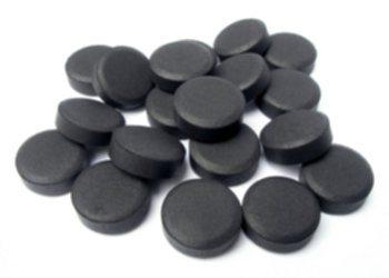 Detoks için aktive kömür kullanımı