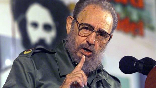 Fidel Castro'nun erdemi ve yüceliği