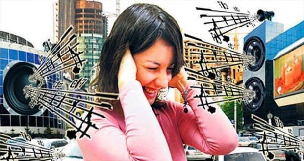 Gürültünün sağlığımıza 35 olumsuz etkisi