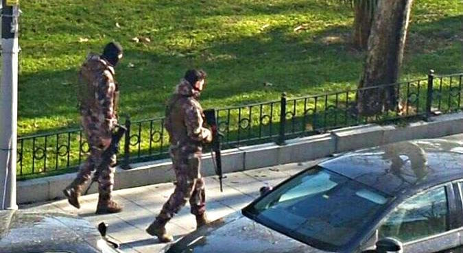 İstanbul'da Bebek ve Ortaköy'de canlı bomba iddiası indigo dergisi
