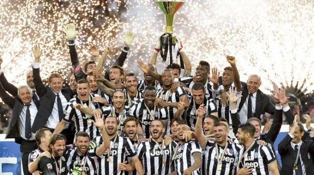Juventus'un muhteşem dönüşü. Küllerinden yeniden doğdu!