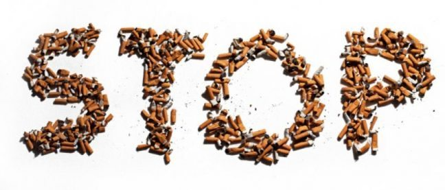 Yeyi yılda sigarayı bırakın