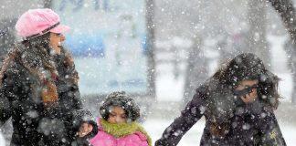 """Kar esaretini """"aile içi iletişim"""" fırsatına çevirin!"""