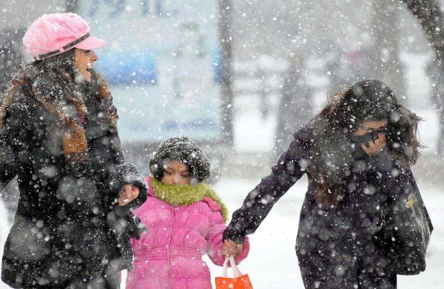 """Kar esaretini""""aile içi iletişim"""" fırsatına çevirin!"""