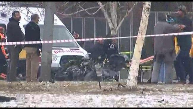 kayseri patlama terör saldırısı otobüs