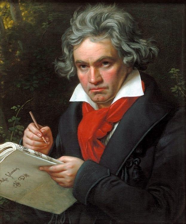 beethoven Joseph Karl Stieler, 1820