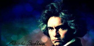 Beethoven'ın bal mumu portresi (Jethro Crabb)