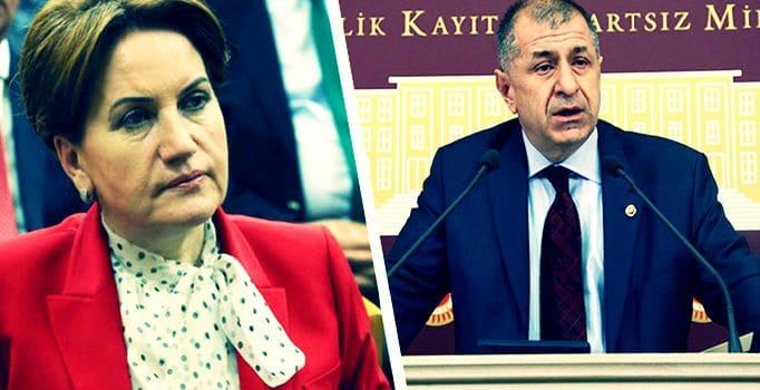 Meral Akşener ve Ümit Özdağ yeni parti kuracak