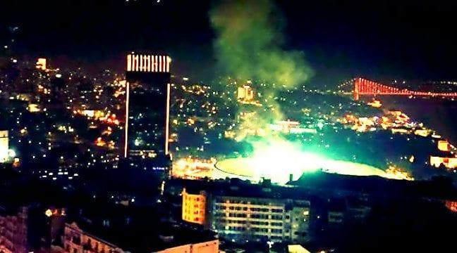 MİT duydu mu acaba Beşiktaş patlamasını?