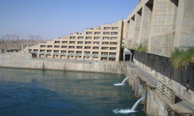 Musul Barajı'nı güçlendirme çalışmaları