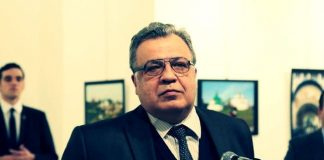 rusya Büyükelçi Karlov suikastini Fetih el Şam (El Nusra) üstlendi
