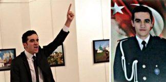 Rusya Büyükelçisi'ne suikast düzenleyen saldırgan polis iddiası