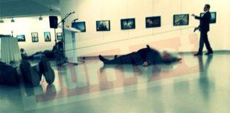 Rusya Büyükelçisi Karlov'a suikast düzenlendi