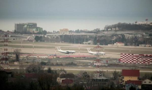 Suriye'ye giden Rusya Savunma Bakanlığı'na ait uçak düştü