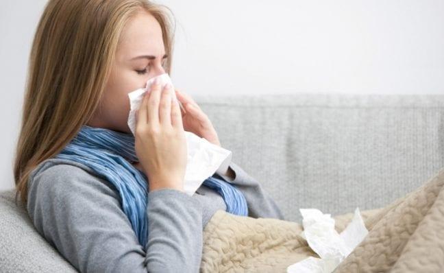 Soğuk değil bulaşan mikroplar hasta ediyor!