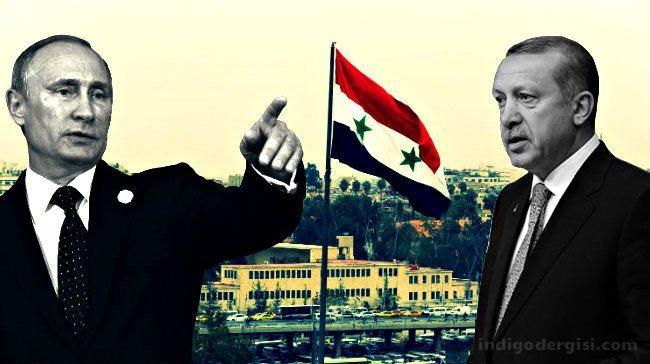 Suriye'de ateşkes ilan edildi: Astana'da zirve yapılacak erdoğan putin