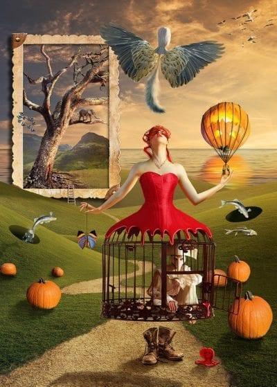 Sonsuzluk denen devinim ve sonsuzlukta bir kuş