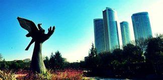 Taş Yapı Kadıköy'deki camiler parklar icra başlattı