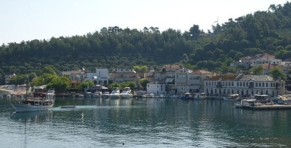 Thassos (Taşoz) Adası tarihçesi