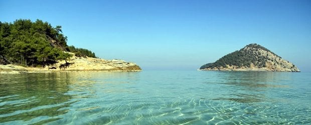 thassos adası taşoz yunanistan alışveriş
