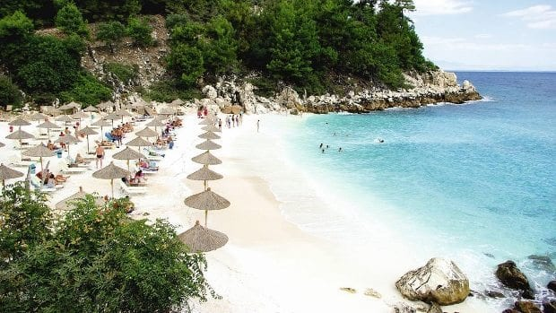 thassos adası taşoz yunanistan golden beach
