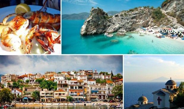 Thassos (Taşoz) Adası Türklerin yeni gözdesi