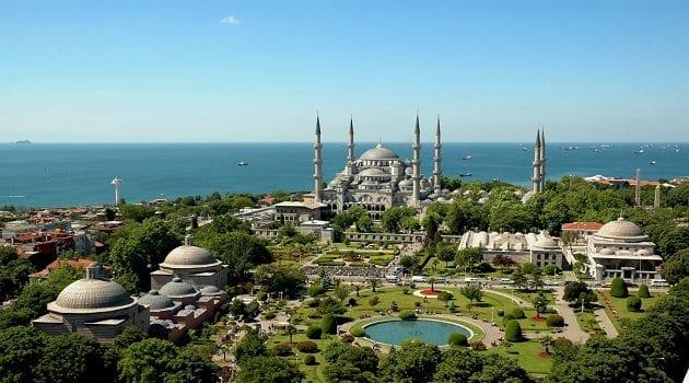 İstanbul'da oda fiyatı 152 Euro'dan 85 Euro'ya geriledi. ADR (Average Daily Rate)