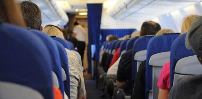 Uçağa binmeden önce 2 litre su için!